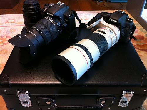 Camera for Canon large printer by yutaka tsutano