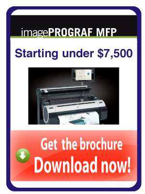 Driver: Canon imagePROGRAF iPF710 MFP