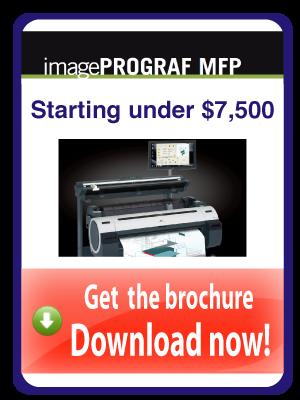 Driver: Canon imagePROGRAF iPF710 MFP