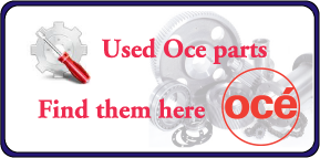 Used Oce Parts