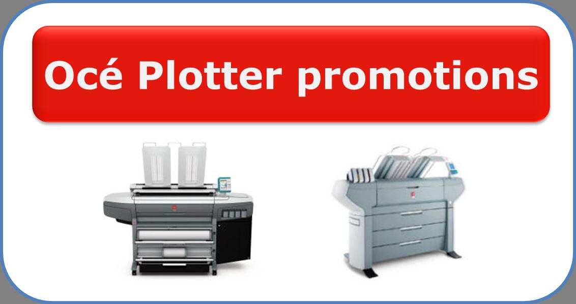 Oce Plotter Promotions