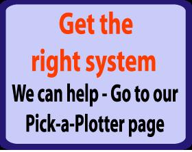 pick a plotter
