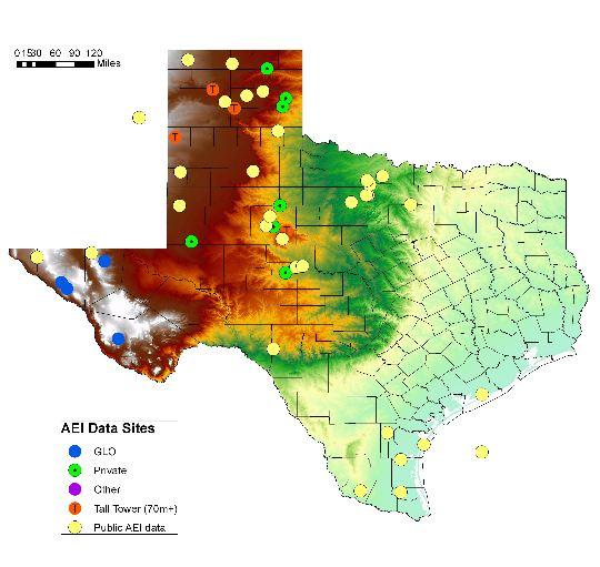 GIS file for map plotter