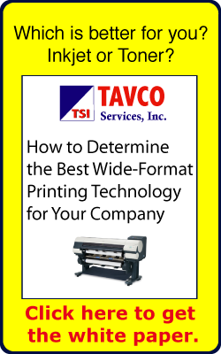 Best wide format tech white paper