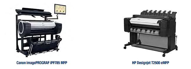 iPF785MFP-vs-T2500eMFP