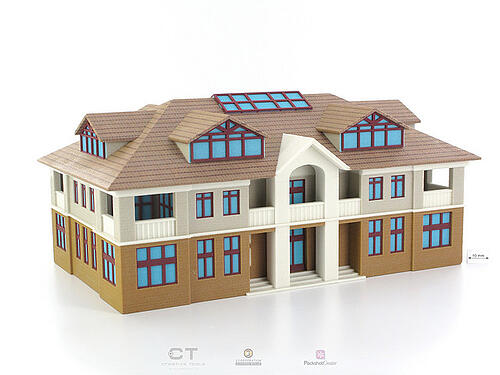 How to Prepare an Architectural CAD File to Make a 3D Print