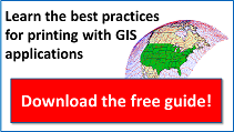 download the free GIS printing guide for map plotters