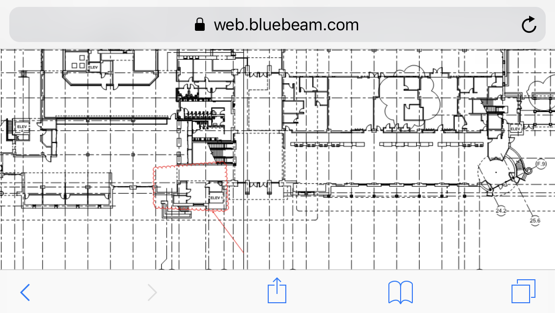 Bluebeam Drawings - Viewing File