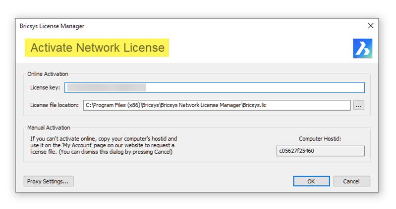 LicenseManager_ActivateNetworkLicense-TAVCO