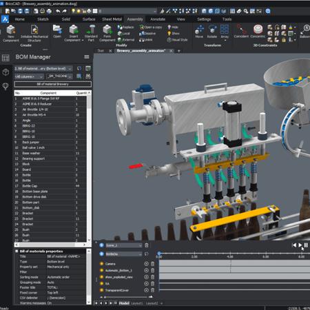 BricsCAD-Mechanical-NAV