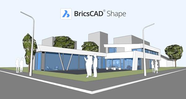 BricsCAD Shape