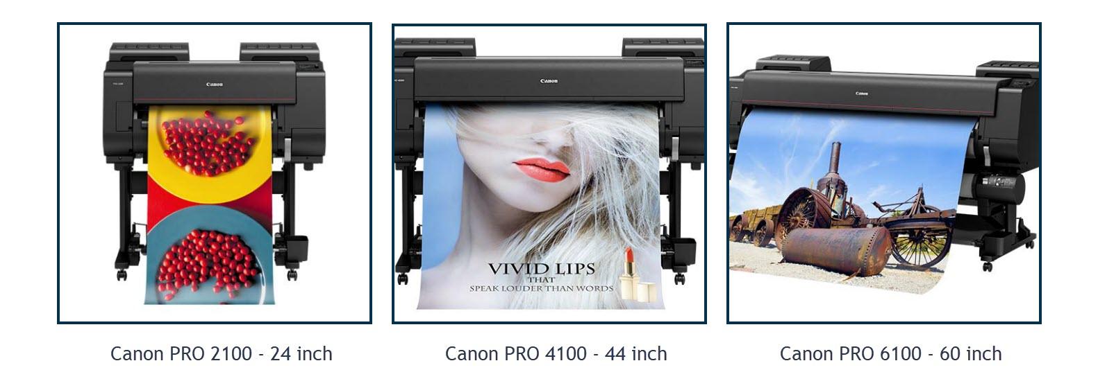 Canon PRO 2100-4100-6100 Series - TAVCO