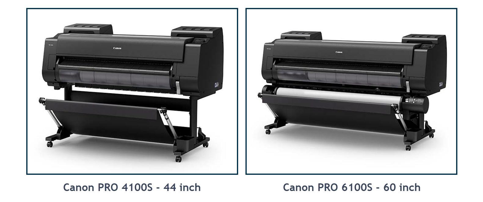 Canon PRO 4100S - 6100S Series - TAVCO