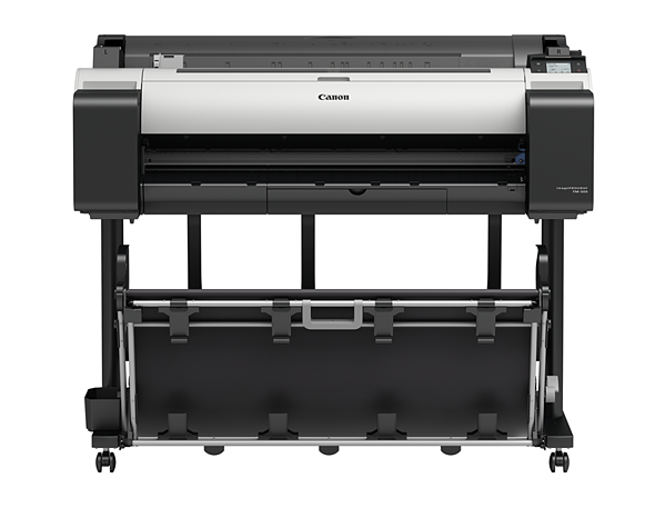 Compare wide format printers – Canon vs HP plotters