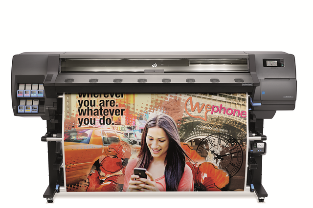 Advantages of New Oce Graphics Systems vs HP Latex Printers