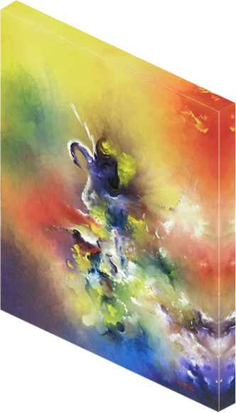 Printing-Canvas Giclee