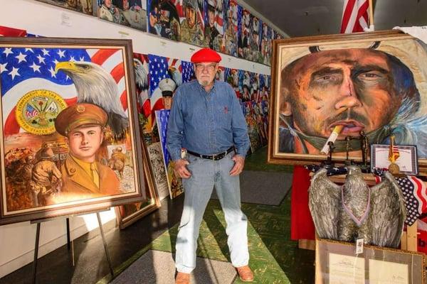 Ken Prigeon - Honoring Texas Fallen Soldiers