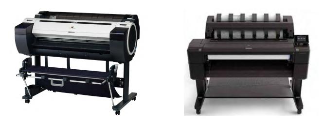 Canon-iPF-plotter-vs-HP-Designjet-ePrinter