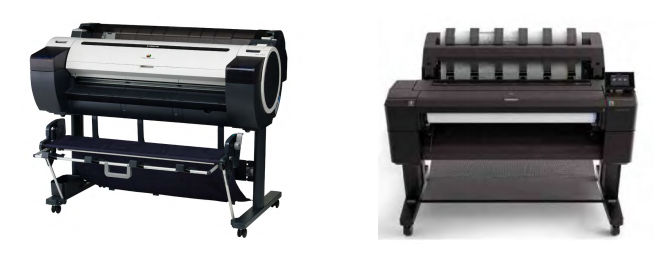 Canon-iPF-plotter-vs-HP-Designjet-ePrinter