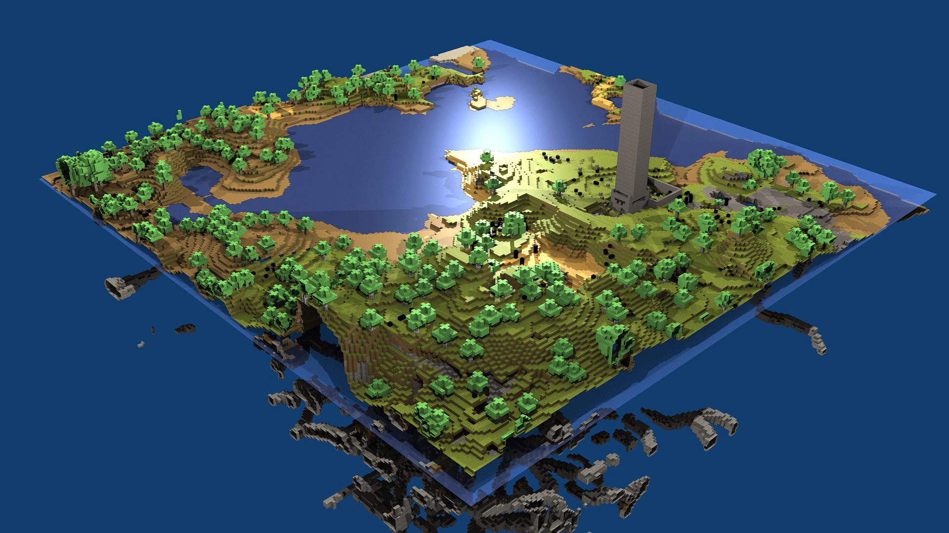 3D layers - Printing GIS Maps