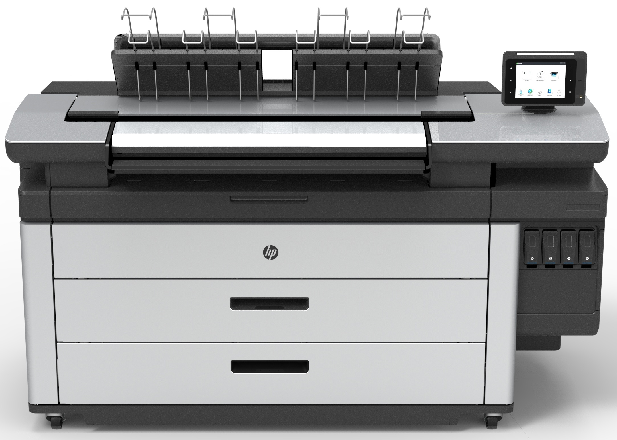 HP PageWide - Single Pass Plotter Technology