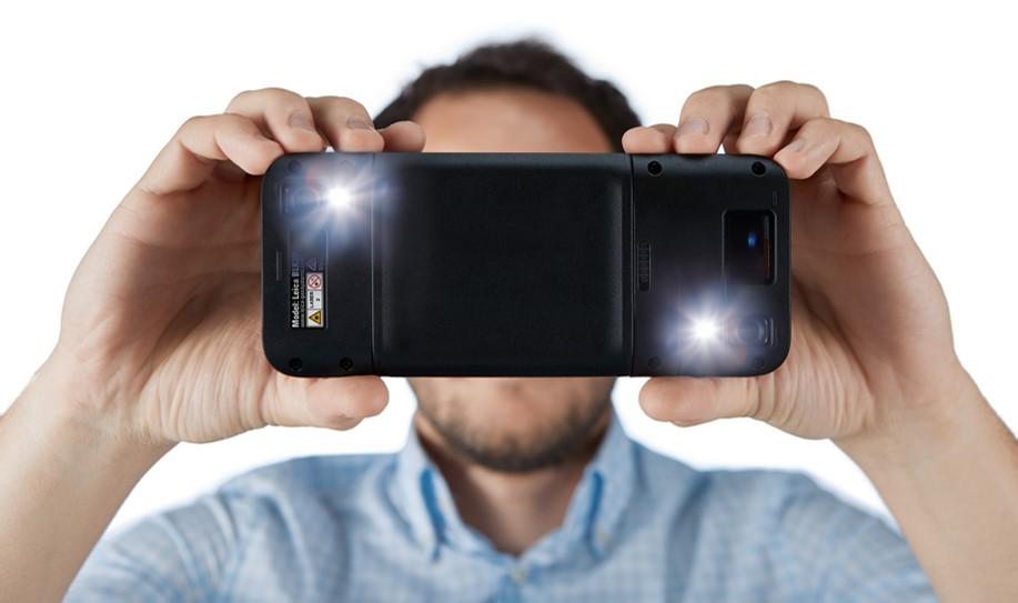 Leica BLK3D Front View