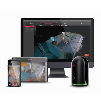 Leica BLK360 Tablet-Phone-Monitor - Main NAV Image - TAVCO