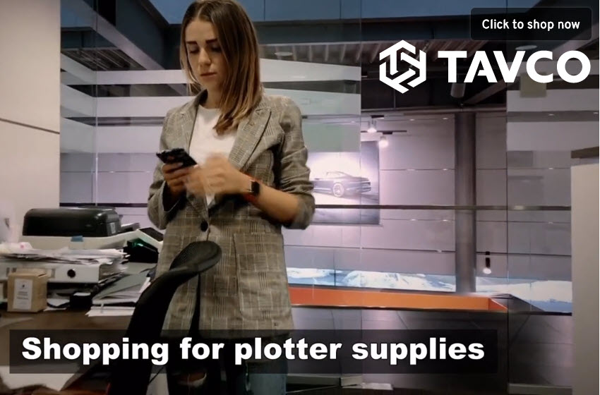 TPS - Shopping for Plotter Supplies