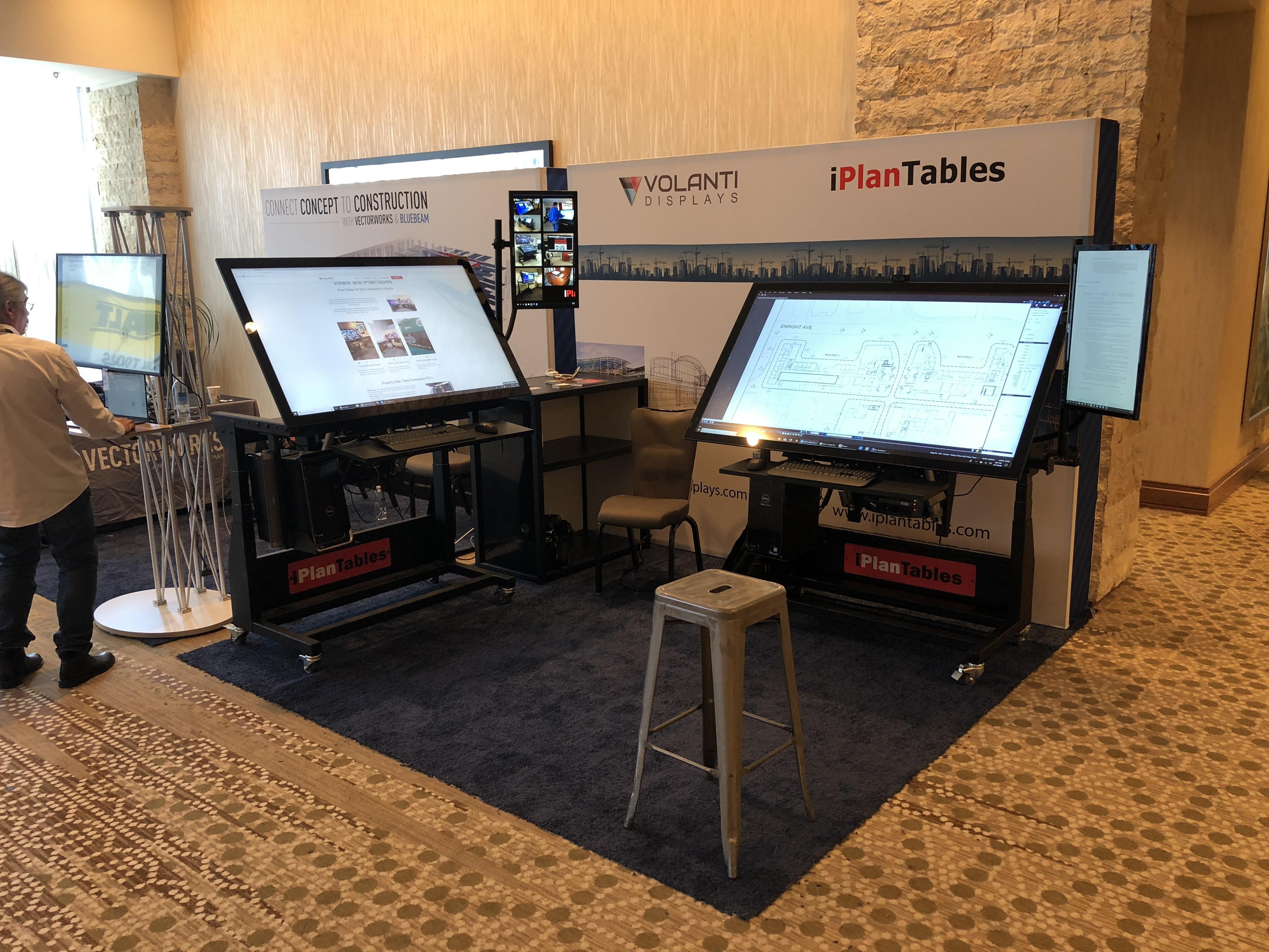 iPlan-Tables-Display-bluebeam-XCON-2018-Austin-TX