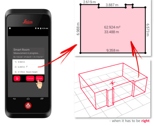 Create a room plan - Smart Room - BLK3D - TAVCO