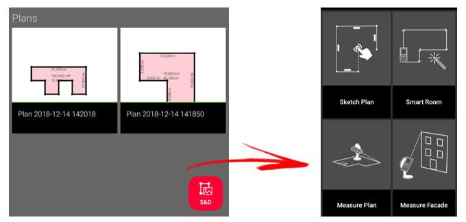 Adding a new Plan - Leica BLK3D