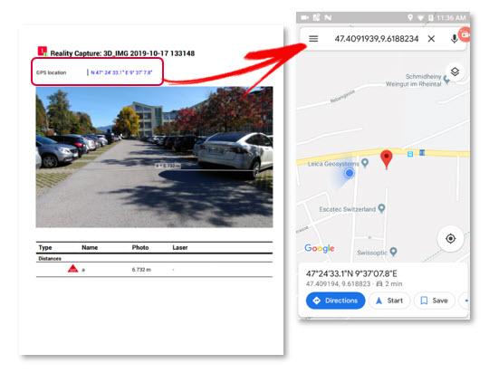 GPS Handling of Files - Leica BLK3D Organiser