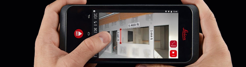 Leica BLK3D Header Image